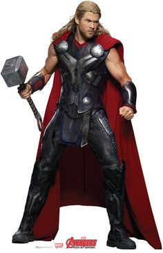 Thor: Has... has anything changed about his suit?