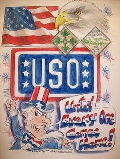 Military cartoon honor art, Artist Bill Crowley