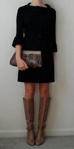 Walking Around: Fall Boots...