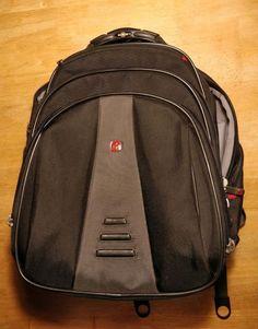 f4ee022cd7c2 Alpine Swiss Backpack School Bag Bookbag Daypack exams midterm Back Pack  college  alpineswiss  Backpack