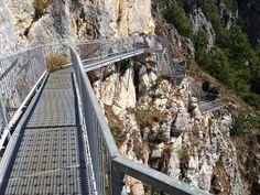 Hohe Wand in Niederösterreich Heart Of Europe, Felder, Bridges, Railroad Tracks, Austria, Scary, Exotic, Im Scared, Macabre