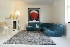 Ligne Roset sofa by Michel Ducaroy