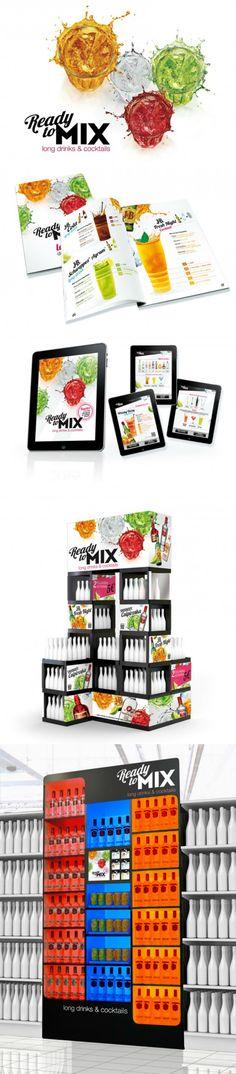 MOSWO | le retail | Moët Hennessy Diageo | ready to mix Branding, Retail, Paris, Nantes, Design Agency, Brand Management, Montmartre Paris, Paris France, Identity Branding