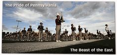 """Yup, I used to be a member of the IUP Marching Band, AKA """"The Legend"""" (1997-2000). I played the baritone. It was a great group to be involved with!"""