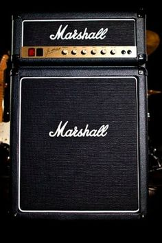 The Marshall Amp Fridge, $399.99. | 37 Ridiculous Kitchen Gadgets You Definitely Need In Your Life