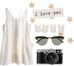 """""""I love you"""" by luxe-ocean ❤ liked on Polyvore"""