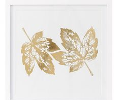 Golden Leaves Kép 40x40 cm Golden Leaves, Home Decor, Decoration Home, Room Decor, Home Interior Design, Home Decoration, Interior Design