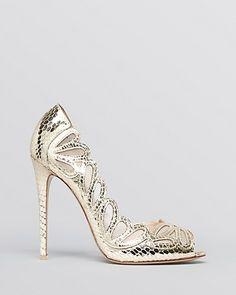 99.99$  Buy now - http://alis0s.worldwells.pw/go.php?t=32726283520 - Ladies US14 Novelty Slip On Cut Outs Peep Toe Sexy High Heels Sandals Shoes Woman sandalias femininas salto alto zapatos tacon