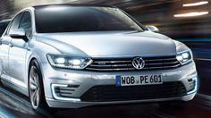 Volkswagen Passat GTE Faros LED