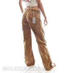 Molecule Cargo Jungle Jeans - Women's Cargo Pants - Cargo Pants | Molecule.asia