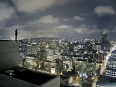 Above by Aurelie Curie