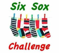Six Sox Challenge Fundraiser- This sounds simple but is a real winner with children.  Peg six coloured socks on a line and pop a cheap toy or a few sweets in each.  Kids can feel but not look inside the sock. They can keep whatever is in the sock they choose. Simply refill the socks after each go.  You can of course use more than six socks