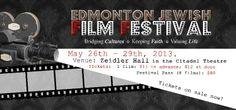 Edmonton Jewish Film Festival, May 26th, 2014, 9:00pm