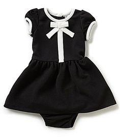 Rare Editions Baby Girls 324 Months Textured Knit Dress #Dillards