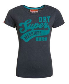 New Womens Superdry Unique Sample Warriors Flock T-Shirt Size Extra Small in Clothes, Shoes & Accessories, Women's Clothing, T-Shirts | eBay