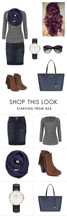 """Untitled #34"" by dom1820 ❤ liked on Polyvore featuring moda, s.Oliver, maurices, BP., Breckelle's, Daniel Wellington, Michael Kors, Vince Camuto, women's clothing i women's fashion"