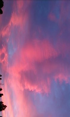 🔥 @heavenspn 🔥 Pretty Sky, How To Look Pretty, Rain And Thunder, Cotton Candy Sky, Sun And Clouds, Sky Aesthetic, Skyfall, Pink Sky, I Wallpaper