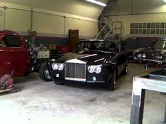 First drive of Rolls Royce at Dan Fink Metalworks. Breitling Bentley, Rolls Royce Silver Shadow, Engine Swap, First Drive, Retro Cars, Metal Working, Antique Cars, Dan, Youtube