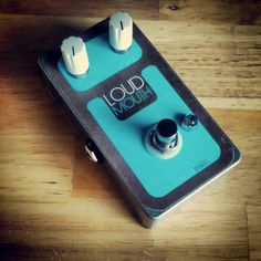 Noisemaker Effects Loud Mouth Overdrive handmade in the USA and only $66!