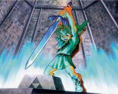 The Legend of Zelda Ocarina of Time | Wallpapers The Legend of Zelda: Ocarina of Time
