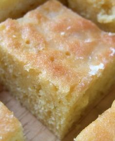 Low FODMAP Recipe and Gluten Free Recipe - Lime drizzle cake http://www.ibssano.com/low_fodmap_desserts_lime_drizzle_cake.html