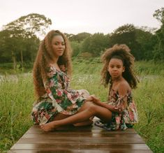 Blue Ivy Carter, Black Girl Magic, Black Girls, Black Women, Black Is Beautiful, Beautiful People, Beyonce Family, Beyonce Style, Black Mother
