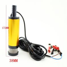 Small Volume Mini Electric Water 12V Diameter 38MM Wateoesel Oil Pump Aluminium Alloy Belt Filter Net #jewelry, #women, #men, #hats, #watches, #belts