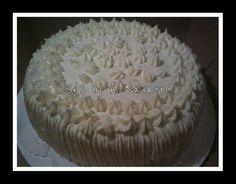 Cake de Guanabana.