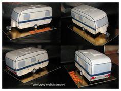 Caravan Cake caravan cake