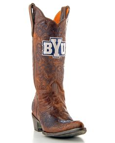 Gameday Boots Women's BYU Boot!!! I love this way too much!!!!