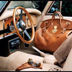 Ralph Lauren Cooper Bag.