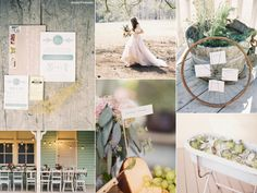 Rustic country wedding inspiration