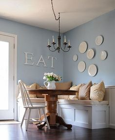 Home-Dzine - Dining room or kitchen banquettes