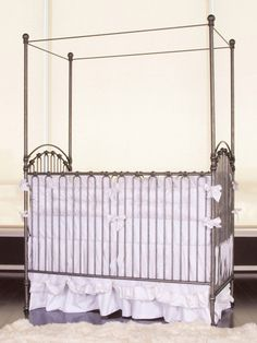 Bratt Decor Venetian 3-in-1 Crib I love this crib it is unique and you can hang drapes over it to make it look really elegant