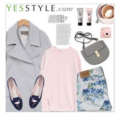 """""""YesStyle - Spring Fashion"""" by deeyanago ❤ liked on Polyvore featuring GLAM12, Abercrombie & Fitch, Martha Stewart and Bobbi Brown Cosmetics"""