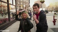 Billy on the Street: It's Not Pitbull – It's Amy Poehler!