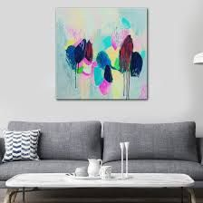 Source Pop Rocks Painting By Julie Robertson by United Interiors