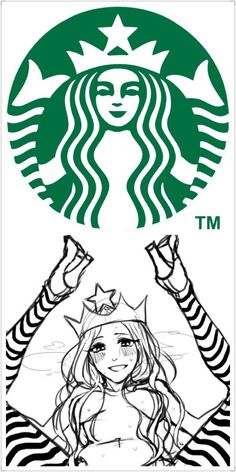 Offended by Starbuck's tax avoidance? I'd be more concerned about the sexist image.