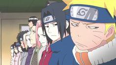 Leaf Genin || Naruto/Naruto Shippuden