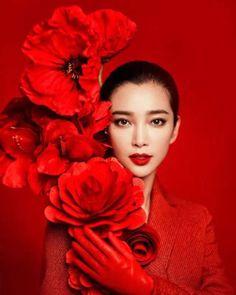 #李冰冰 #LiBingbing by #陈漫 #ChenMan for Harper's Bazaar China October 2015