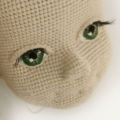 Nose Shaping For Amigurumi Cro Though Not An English Tutorial, This Written Pattern Will Be Helpful When I Want To Create A Shapely Face.The Band Amigurumi Crochet Boys Buzztmz - Diy Crafts - DIY & Crafts Crochet Dolls Free Patterns, Crochet Doll Pattern, Amigurumi Patterns, Doll Patterns, Doll Eyes, Doll Face, Crochet Eyes, Knit Crochet, Knitted Dolls