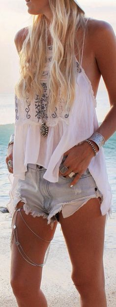 Fashion trends | Summer boho outfit