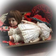 繋ぎましょう #球体関節人形 #bjddoll #bisquedoll #創作人形 #doll
