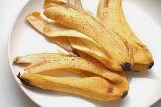 Cuidar da Vida e Saúde: Doce com cascas de Banana