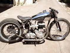 Bobber Inspiration - BSA bobber | Bobbers and Custom Motorcycles | oldschoolkool July 2014