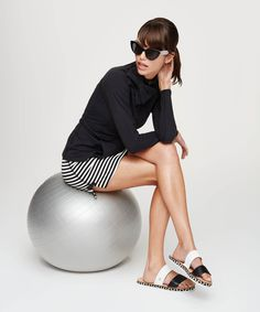 Kate Spade New York Launches Their First Athleisure Line  from InStyle.com