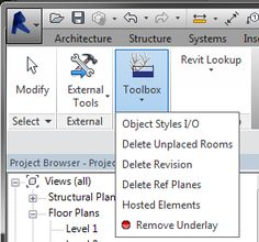 Revit Add-Ons: Free Elk Toolbox for Autodesk Revit Revit Software, Toolbox, Elk, Floor Plans, How To Remove, How To Plan, Tips, Free, Tool Box