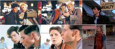 Eric Stolz en 'Regreso al futuro' rodó casi la totalidad de la película hasta que se dieron cuenta que no funcionaba y lo cambiaron por Michael J Fox