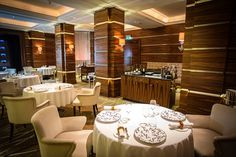 Alyn Williams at The Westbury Hotel Bond Street. Michelin star & 4 AA Rosettes. Top 15 UK restaurant. 3 course menu, matching wines, canapes & coffee £50 pp
