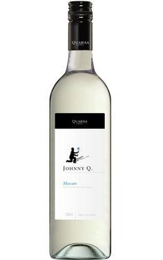 Quarisa Johnny Q Moscato NV South Eastern Australia - 12 Bottles Low Alcohol Wine, Alcohol Content, Grape Juice, Tropical Fruits, Wine Tasting, White Wines, Vodka Bottle, Bottles